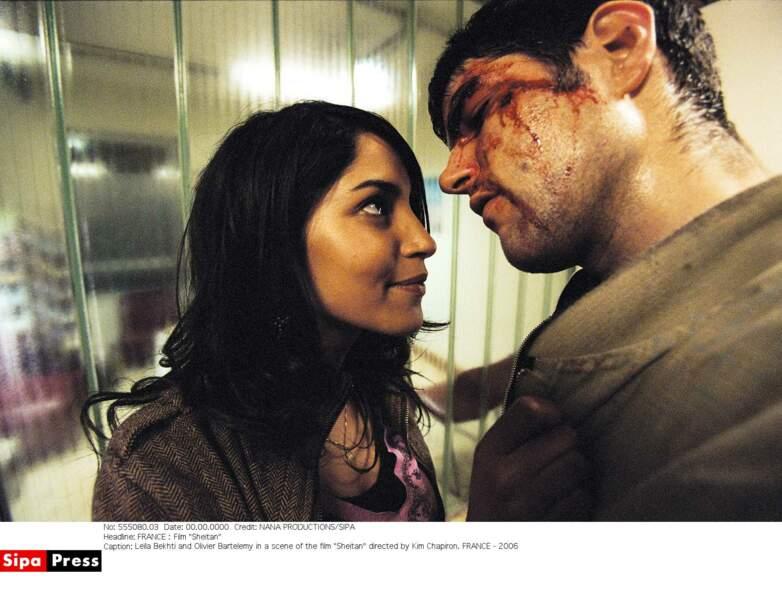 Dans Sheitan (2005), son tout premier film