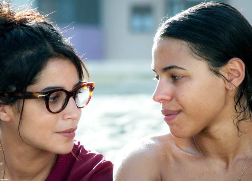 """Dans 'Carnivores"""" (2017) Leila Bekhti interprète Mona une jeune comédienne ambitieuse."""