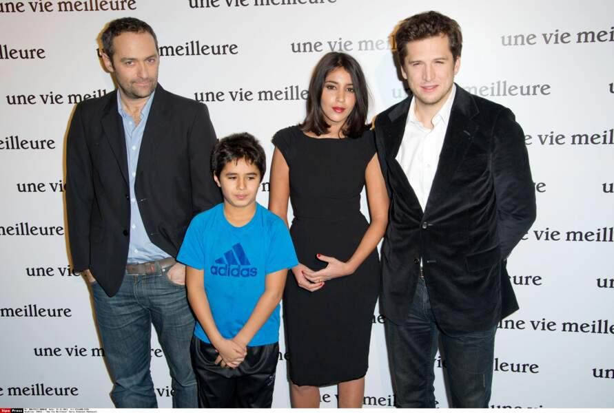 Avant première d'Une Vie Meilleure à Paris (2011)