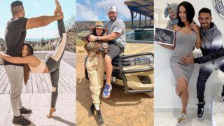 Manon Marsault enceinte, Nabilla et Thomas en safari, Illan et Léana inséparables... Le best-of Instagram télé-réalité de la semaine