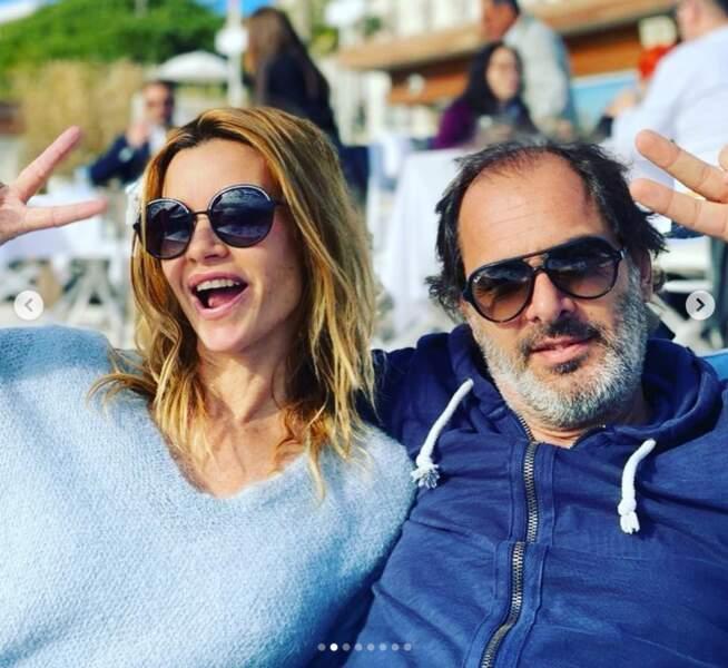 Elle est folle amoureuse du réalisateur Thierry Peythieu