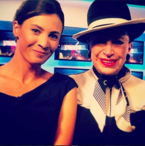 Non, Alexandra Roost n'a pas volé le chapeau de Geneviève de Fontenay !