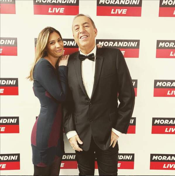 Tenue de soirée exigée pour Alexandra Roost et Jean-Marc Morandini !