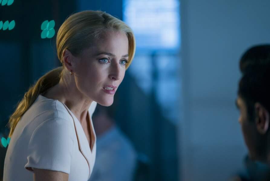 2018, on la retrouve dans le film  L'espion qui m'a largué de Susanna Fogel