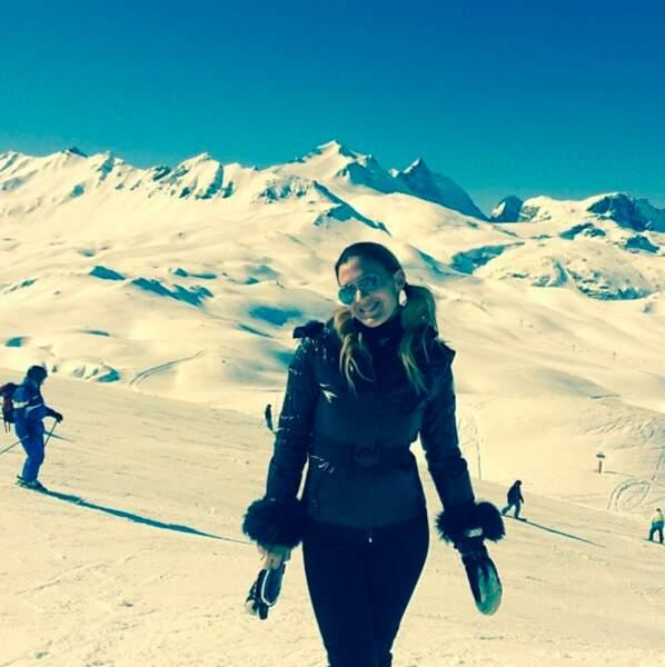 la combi de ski