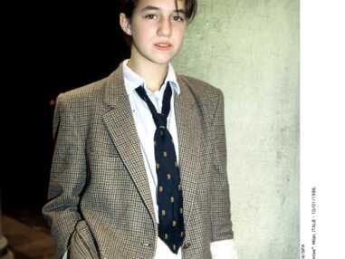 Charlotte Gainsbourg : une jeune femme aux multiples looks
