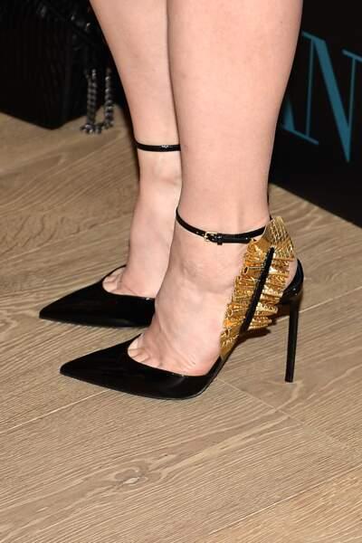 Toujours portée avec des chaussures originales