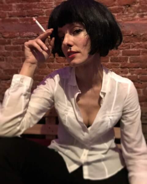En brune, version Uma Thurman dans Pulp Fiction, vous aimez ?