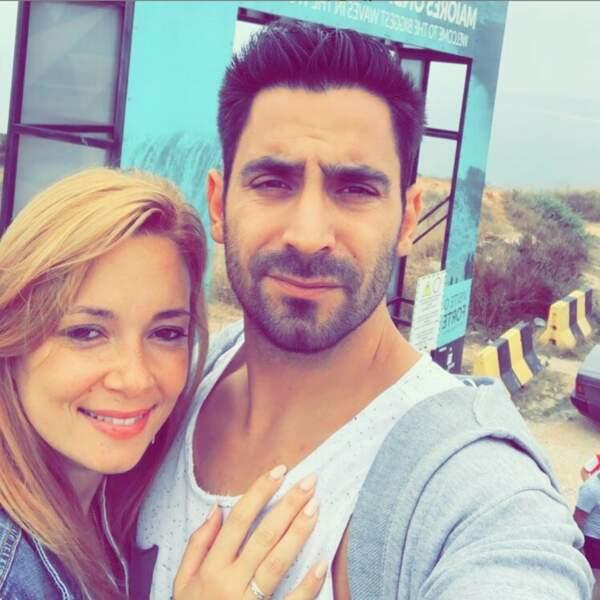 Romain (Mariés au premier regard) a publié une photo de lui et Delphine au Portugal en souvenir de la fin du tournage