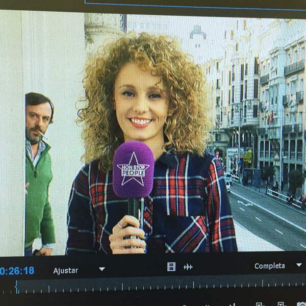 Le saviez-vous ? Entre 2015 et 2018, Esther Acebo était animatrice sur Non Stop People en Espagne