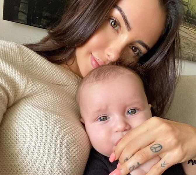 Nabilla est désormais maman de Milann et a animé Love Island, la première télé-réalité sur Amazon
