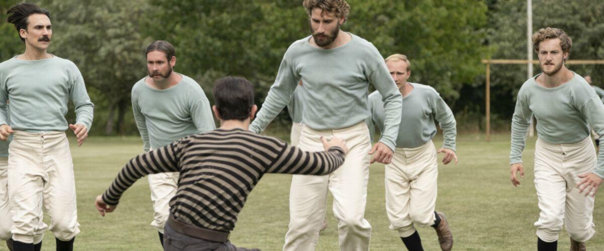 """Résultat de recherche d'images pour """"The English Game"""""""