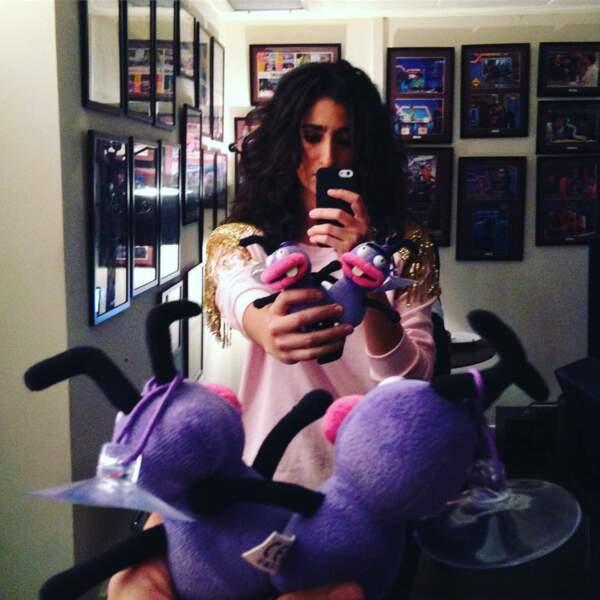 La star de la Casa de Papel préparerait-elle une nouvelle version du Muppet show ?