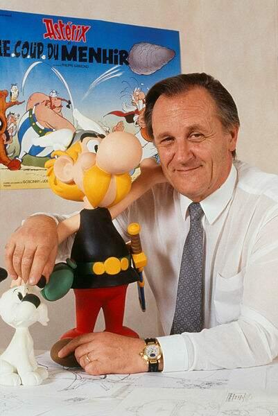 Albert Uderzo, co-créateur et dessinateur d'Astérix, est décédé à 92 ans ce mardi 24 mars 2020.
