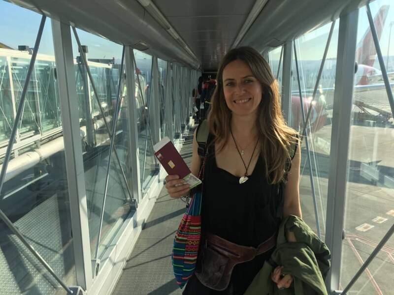 Itziar Ituño adore voyager !