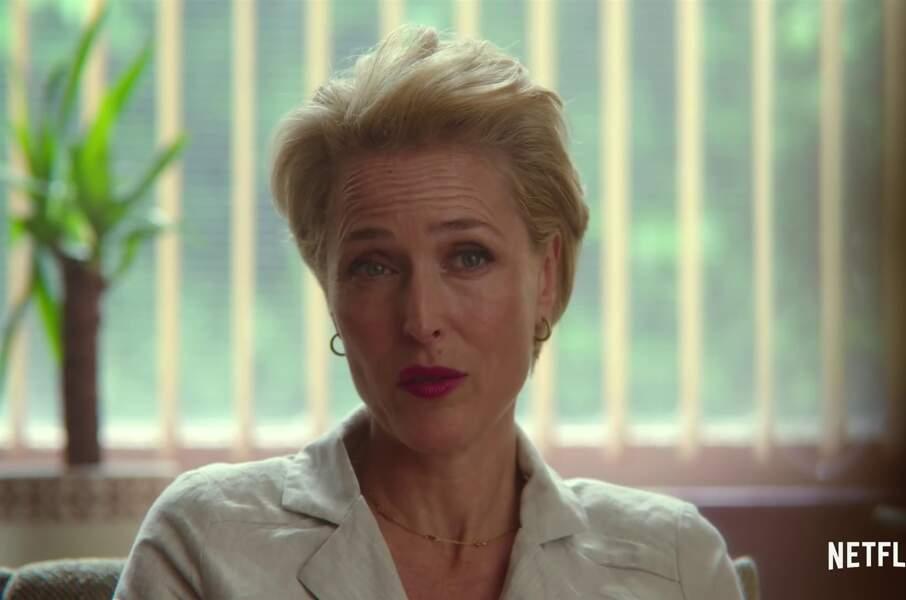 En 2019, elle campe le personnage très excentrique d'une sexologue dans la série à succès Sex Education