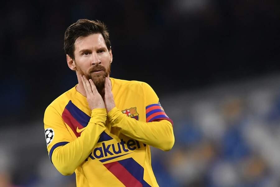 L'argentin Lionel Messi a versé un million de dollars à un hôpital de son pays natal et à l'Hospital Clinic de Barcelone