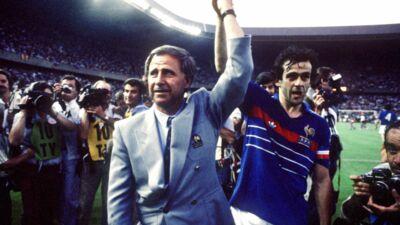 Mort de Michel Hidalgo : retour en images sur la carrière de l'ancien sélectionneur des Bleus (PHOTOS)