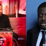 BTP : Cyril Hanouna et Karim Zéribi sous le choc en apprenant en direct la mort de Pape Diouf (VIDEO)