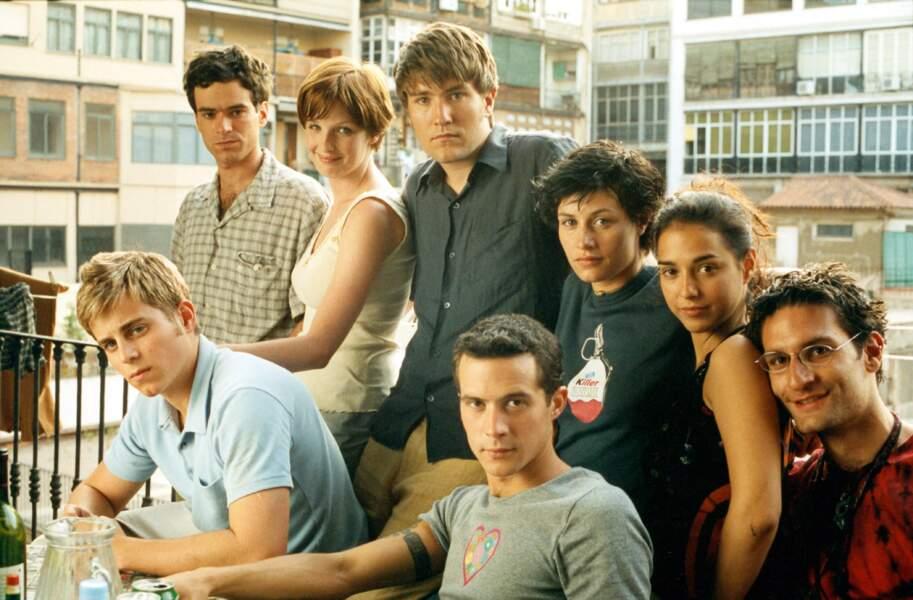 """Sortie en 2002, """"L'Auberge espagnole"""" est une comédie de moeurs sur de jeunes étudiants européens colocataires à Barcelone."""