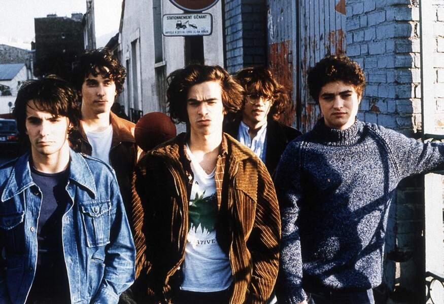"""Dès leur rencontre en 1994 pour """"Le péril jeune"""", Cédric Klapisch place Romain au centre de la bande."""