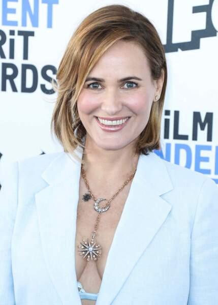 Judith Godrèche connait de grands succès, elle réalise un film en 2010 et tente ensuite sa chance aux Etats-Unis. Ici à Los Angeles en 2020