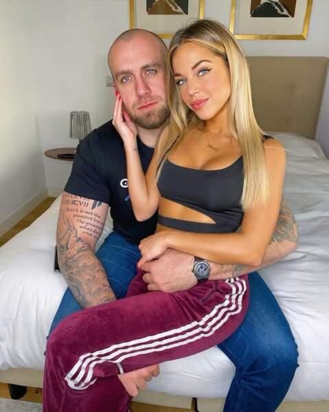 Maddy et GMK filent aussi le parfait amour !