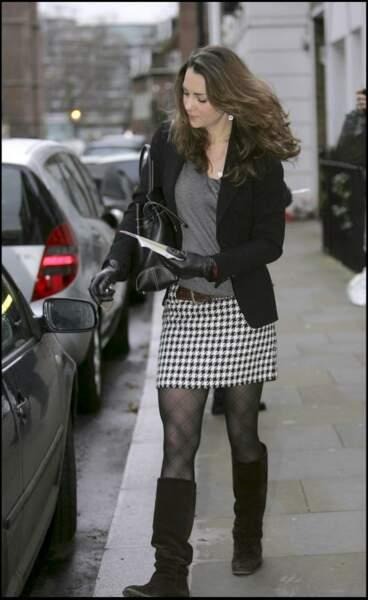 Les soucis de stationnement concernent tout le monde à Londres!