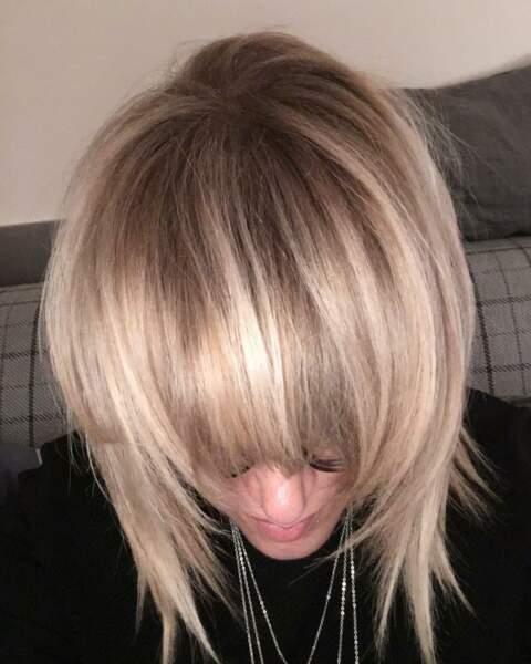 Elle va chez sa coiffeuse et la recommande à ceux qui la suivent sur Instagram.