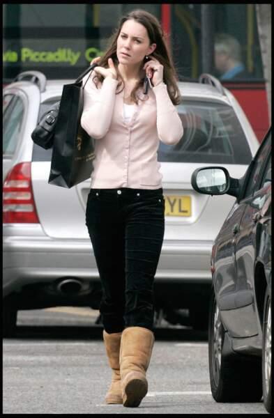 Besoin de shopping !? (Londres, avril 2006)