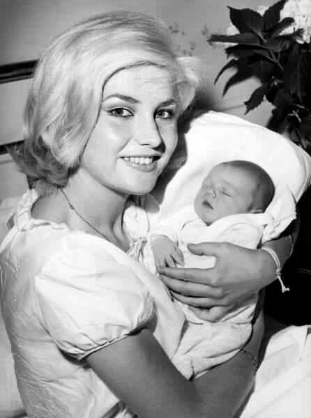 Christophe a vécu une histoire d'amour avec la chanteuse Michèle Torr, avec laquelle il aura un fils, Romain, né en 1967, qu'il ne reconnaîtra pas.