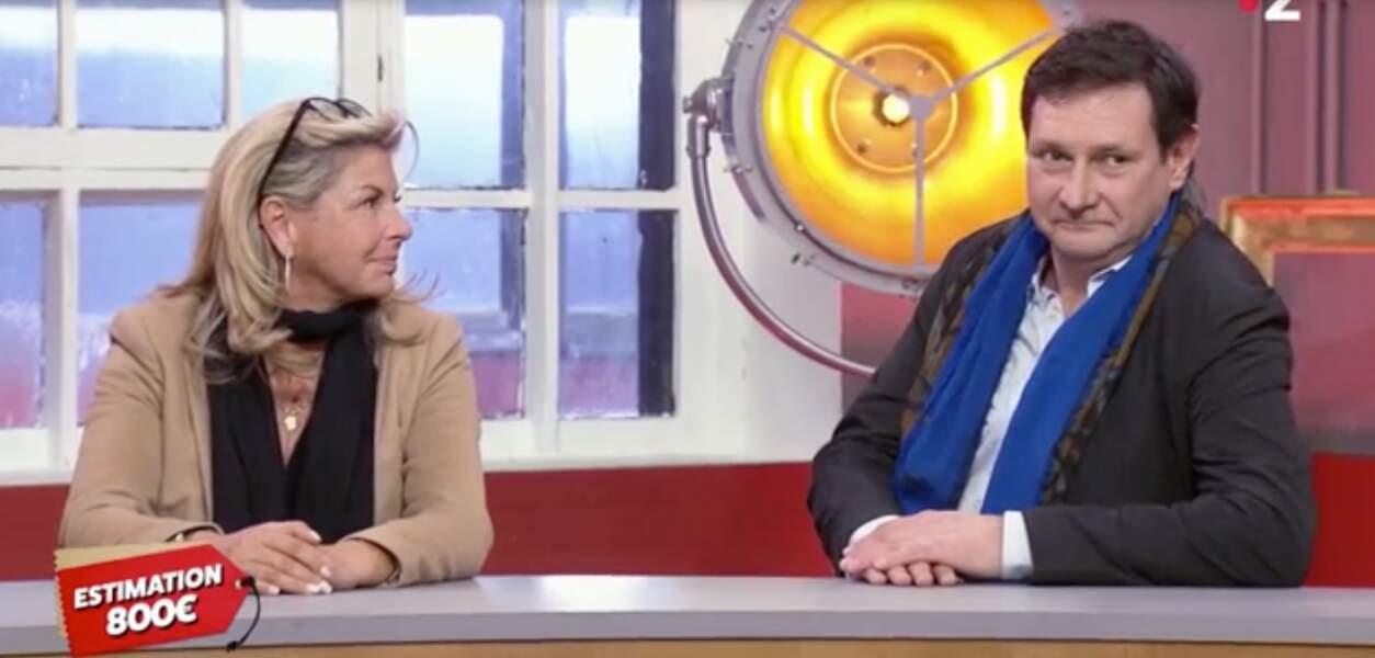 Un autre acheteur de l'émission vient du plat pays : Stéphane Vanhandenhoven