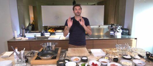 Tous En Cuisine Avec Cyril Lignac La Recette Du Flan A La Noix