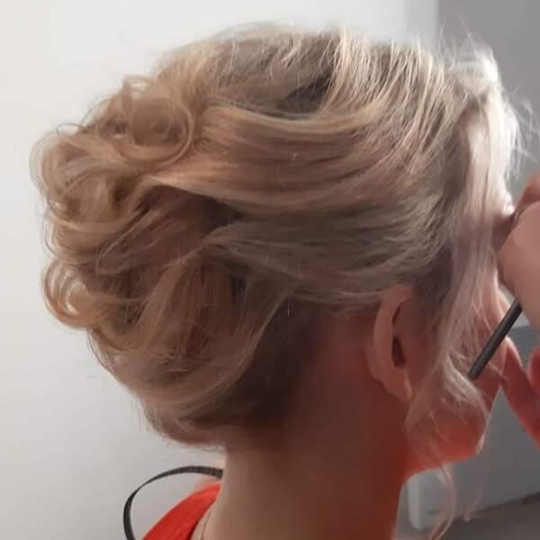 Sur Instagram, Sandra Ferreira ne se prive pas pour montrer ses plus belles coiffures !