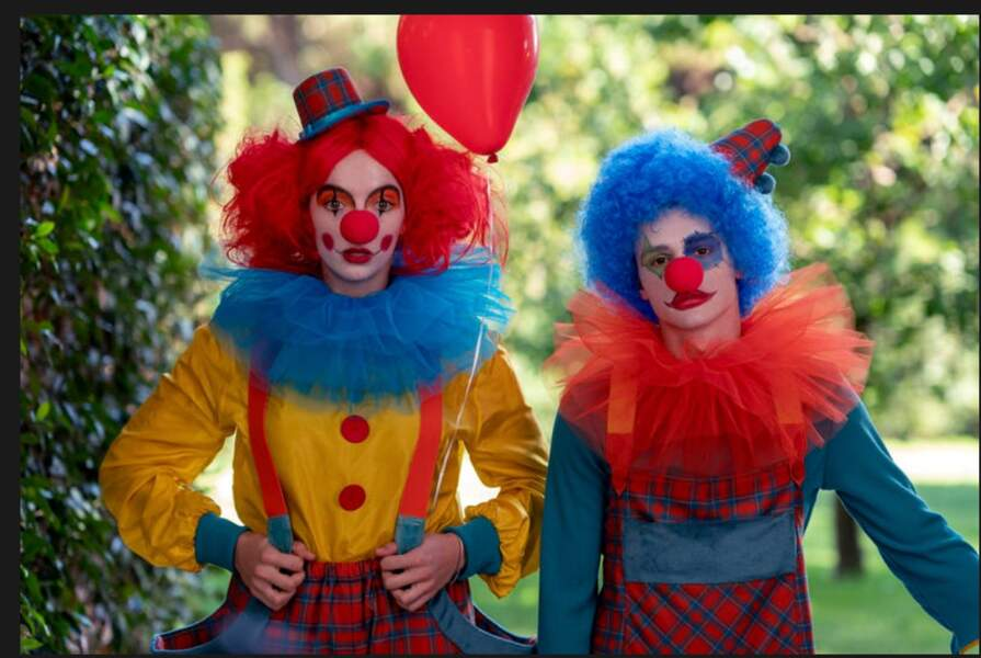 Un vrai clown