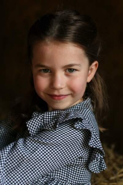 Comme à son habitude, Kate publie une nouvelle photo de Charlotte pour ses 5 ans !
