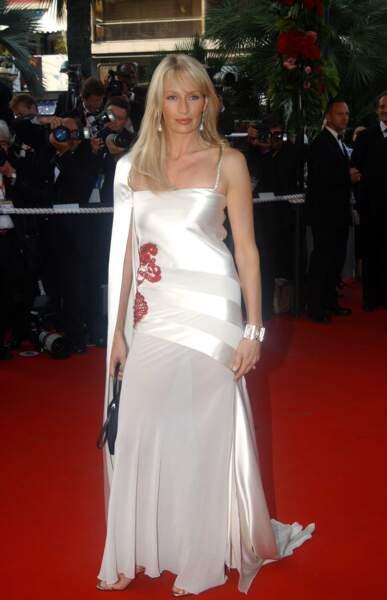 Sa notoriété l'emmène au Festival de Cannes...