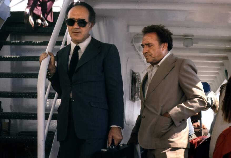 """""""La Faille""""(1974) : Piccoli est également coproducteur de ce long métrage réalisé par Peter Fleischmann"""