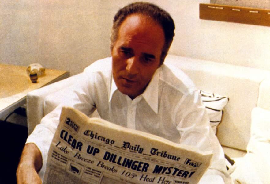 """1969 : """"Dillinger est mort"""" de Marco Ferreri ou comment la lecture d'un fait divers se transforme en drame conjugal"""