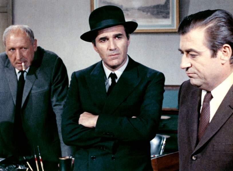 """Un an plus tard : """"Max et les Ferrailleurs"""", film policier à nouveau réalisé par Claude Sautet"""