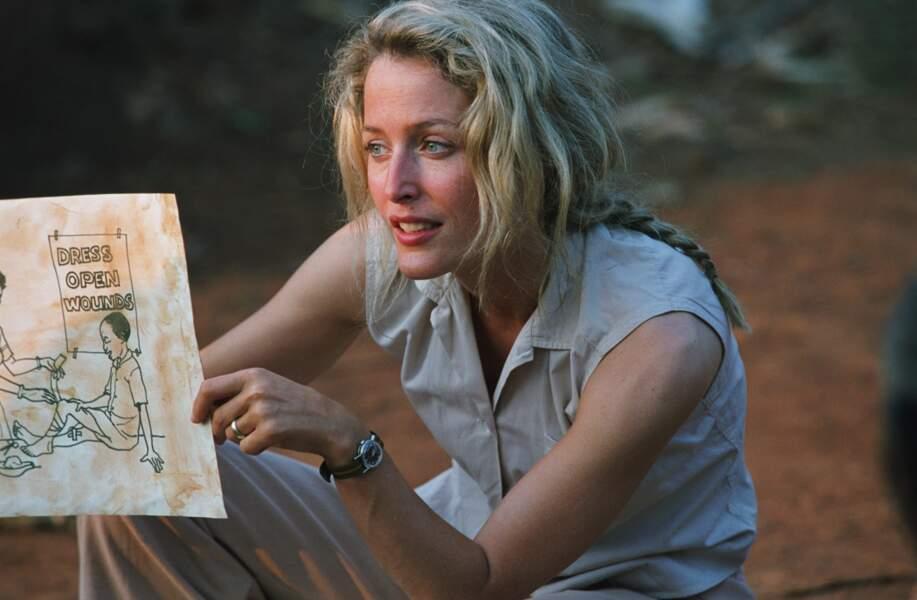 En 2006, elle est remarquée dans le film Le dernier roi d'Écosse de Kevin Mc Donald