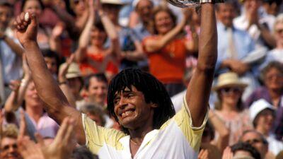 Yannick Noah : les coulisses de sa victoire à Roland Garros en 1983