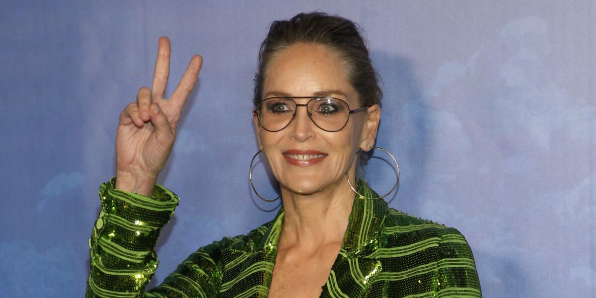 Radieuse, Sharon Stone pose en maillot de bain et fait craquer ses abonnés