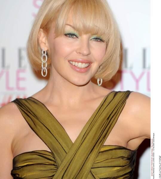 En 2008 au Elle Style Awards