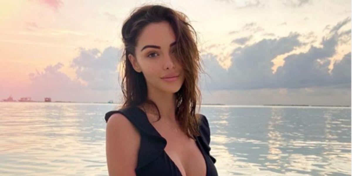 """Attaquée après la polémique Camélia Jordana, Nabilla réplique vertement : """"Pauvre mec"""""""