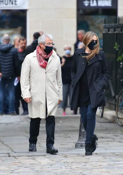 Michel et Isabelle Boujenah