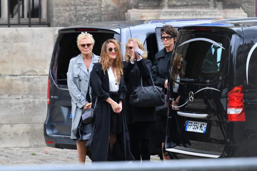 Muriel Robin, Victoria Bedos, Joelle Bercot et Anne Le Nen