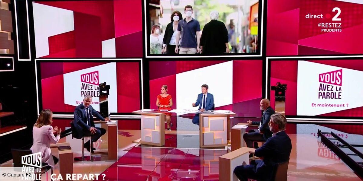 Vous Avez La Parole Audience Tres Decevante Pour L Emission Politique De France 2