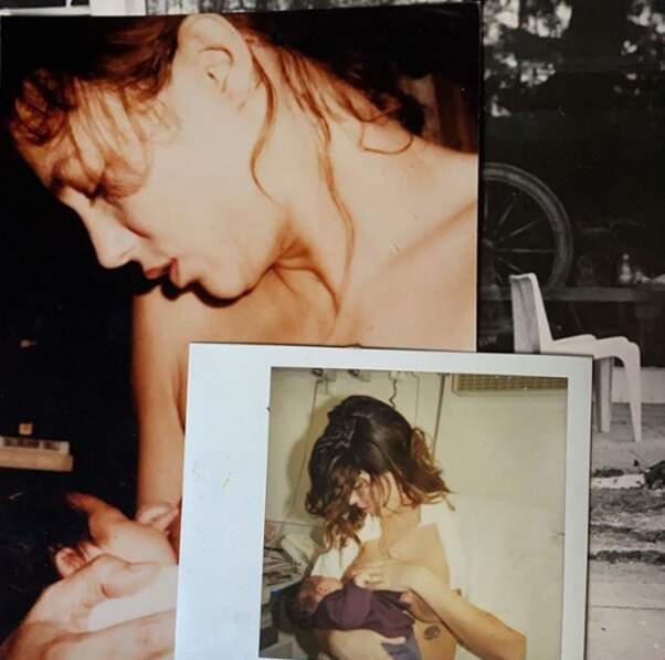 Lou Doillon a partagé deux superbes photos de sa célèbre maman, Jane Birkin