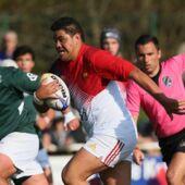 Mort de Franck Lascassies, jeune rugbyman international français de 21 ans
